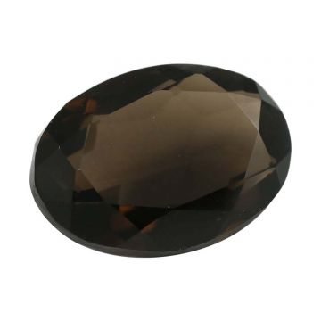 Natural Smoky Quartz (Topaz) Gemstone Cts. 5.63 Ratti 6.19
