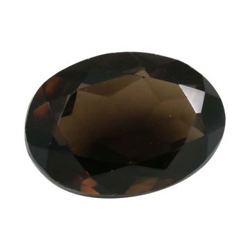 Natural Smoky Quartz (Topaz) Gemstone Cts. 5.95 Ratti 6.55