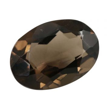 Natural Smoky Quartz (Topaz) Gemstone Cts. 5.4 Ratti 5.94