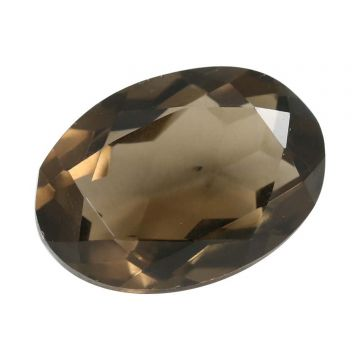 Natural Smoky Quartz (Topaz) Gemstone Cts. 5.78 Ratti 6.36