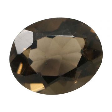 Natural Smoky Quartz (Topaz) Gemstone Cts. 4.42 Ratti 4.86