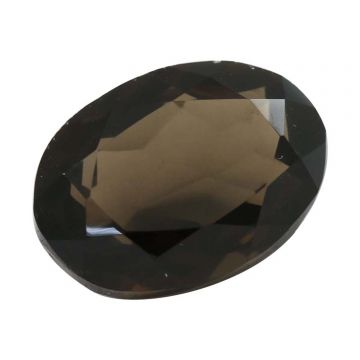 Natural Smoky Quartz (Topaz) Gemstone Cts. 6.32 Ratti 6.95