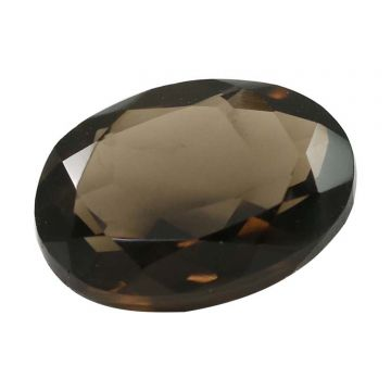 Natural Smoky Quartz (Topaz) Gemstone Cts. 6 Ratti 6.6